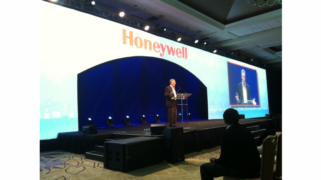 honeywell connect 2014 roundup. Black Bedroom Furniture Sets. Home Design Ideas