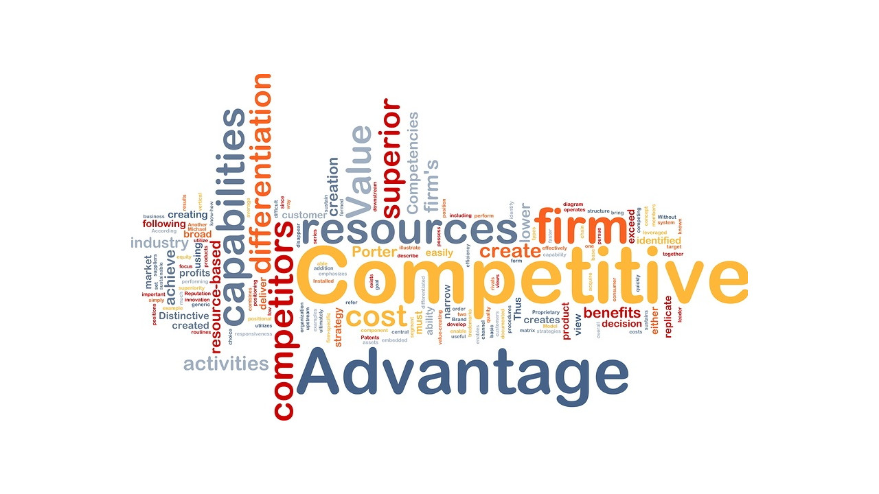 competitve advantage In this article, we explore, 1) the importance of human capital, 2) hr as a source of competitive advantage, 3) building your team, 4) obtaining business services, 5) subcontracting, and 6) your first (and subsequent) hires.