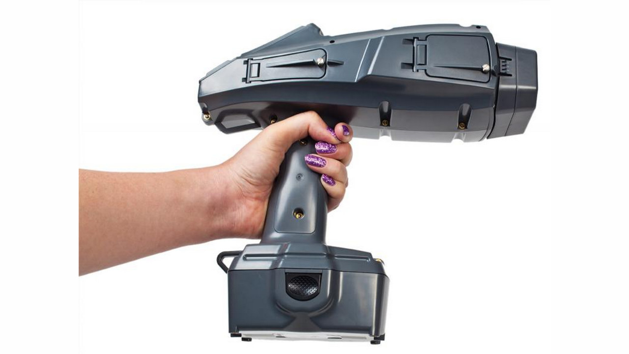 Detectra Hx Hand Held Explosive Trace Detection System