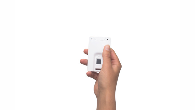 Biometric Card for proximity and smart card systems