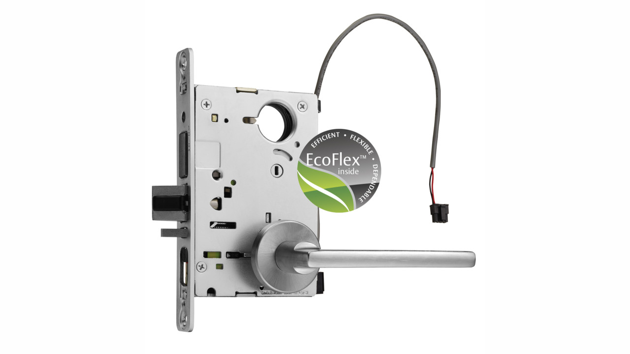 Ecoflex Electrified Mortise Locks Securityinfowatch Com