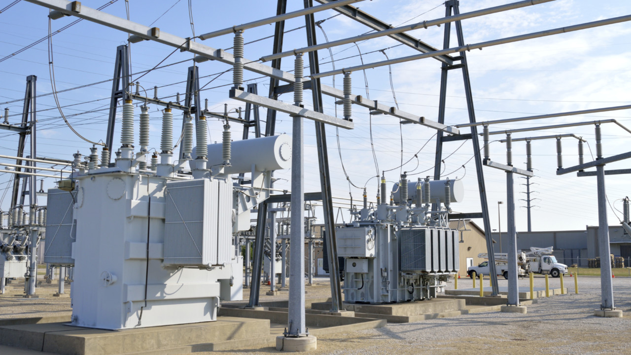 Transmission And Distribution As Well Electrical Transformer Diagram
