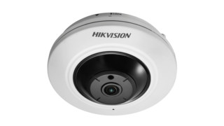 Hikvision's DS-2CD2942F Fisheye Network Camera