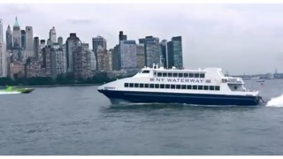 Video: TruVision cameras safeguard NY ferry system