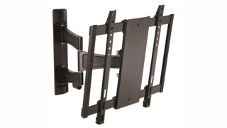 VMP's FP-MLPAB Medium Low Profile Articulating Wall Mount