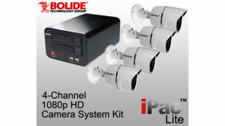 Bolide's 4-Channel 1080p HD Camera Kit