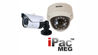iPac Meg Series IP Cameras from Bolide