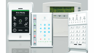Keypads for Interlogix NetworX systems