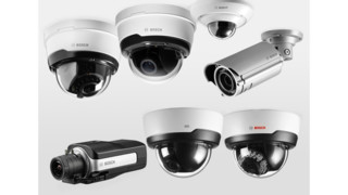 Bosch's IP 2000, IP 4000 and IP 5000 Camera Lines
