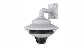 AXIS Q6000-E outdoor-ready 360° network camera