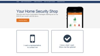 Vector Security takes home security system sales online