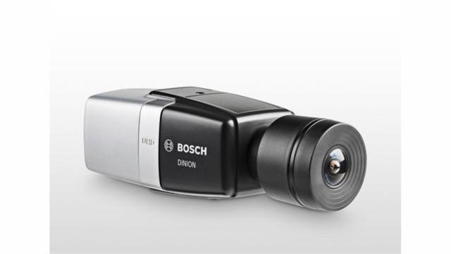Bosch's DINION IP ultra 8000 MP camera