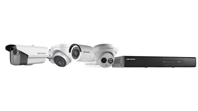 Hikvision's Turbo HD Surveillance Cameras, Video Recorders