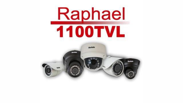 Raphael Plus Series Analog Cameras