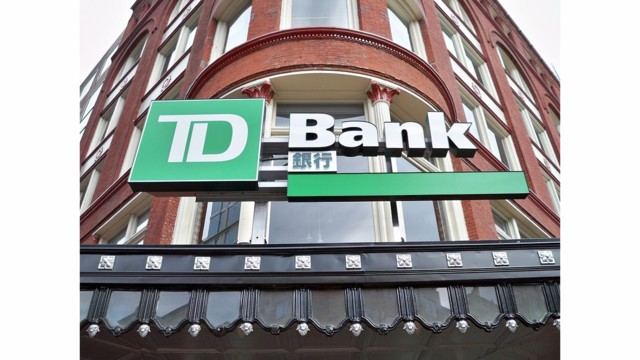 TD Bank fined $625K over lost customer data