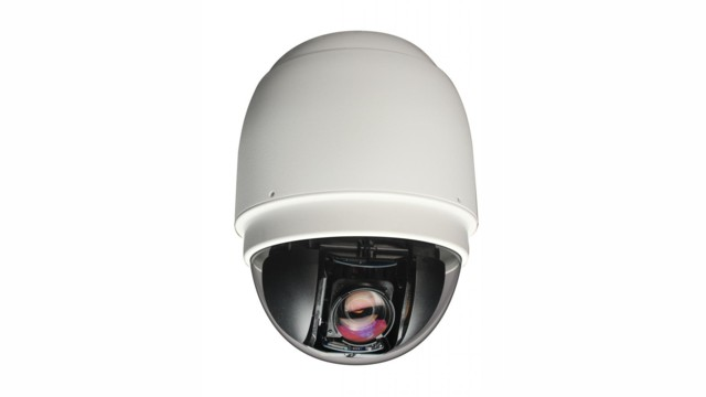 Toshiba's IKS-WP806 and IKS-WP816R PTZ Dome Cameras