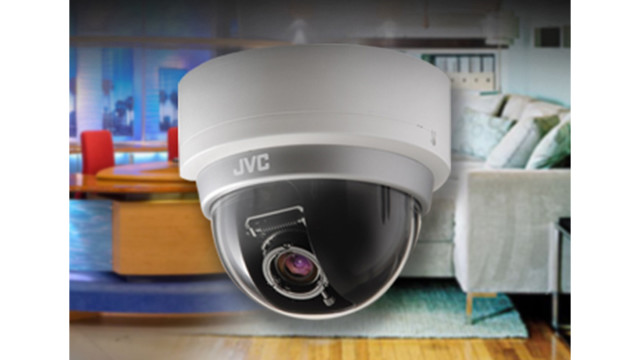VN-H257U HD Network Indoor Dome Camera