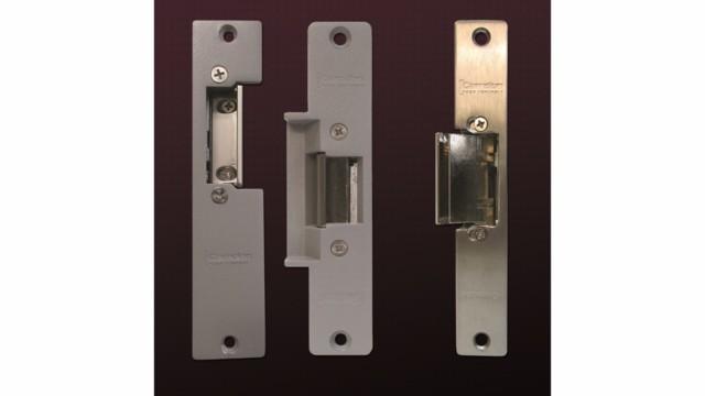 Camden's CX-00 Series Value Line and CX-09 Series Glass Door strikes