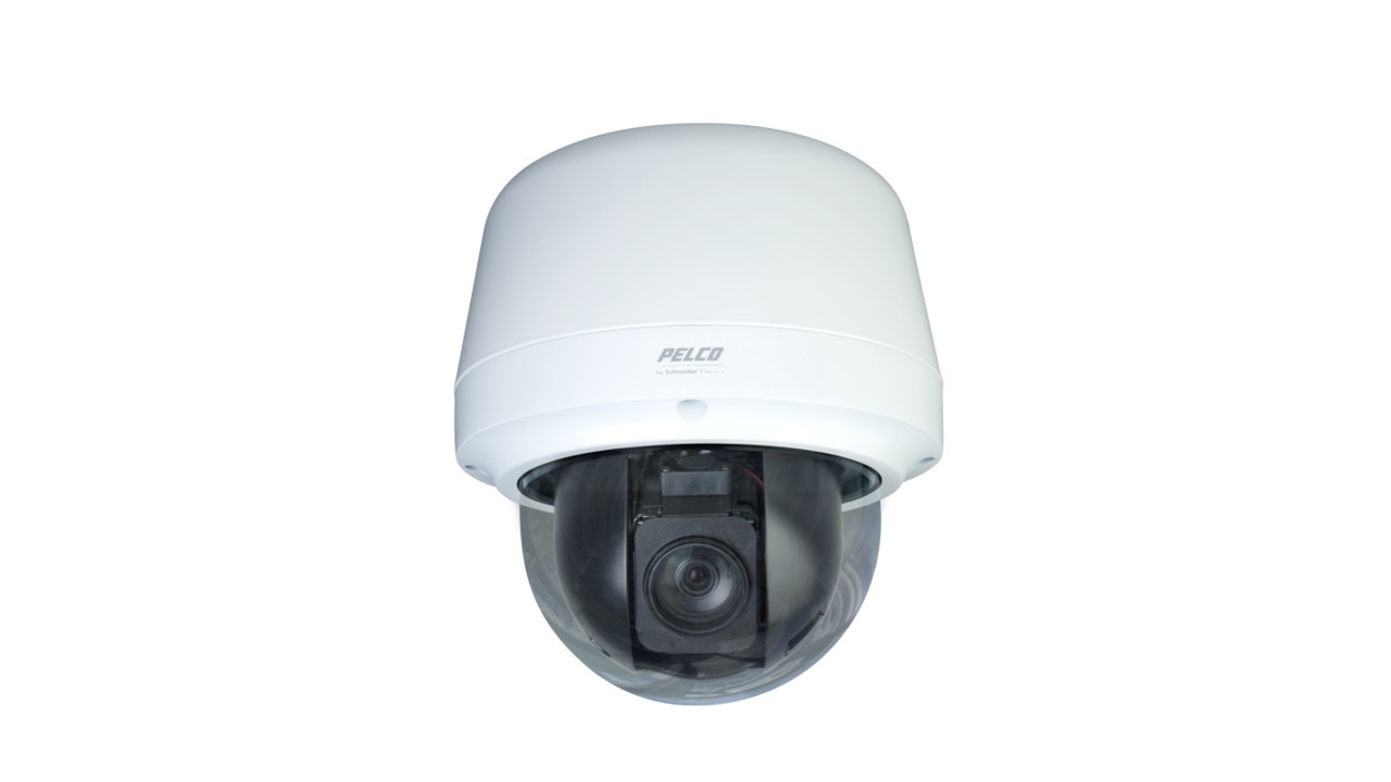 Pelco releases spectra professional range high speed ptz for Ptz construction