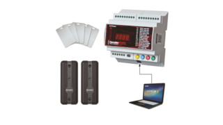 Camden Door Controls' CV-602 M-PROX2 Two-Door Access Control System