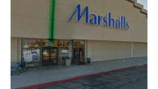 Man sets off explosive device at Calif. Marshalls store