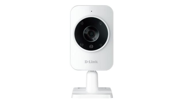 D-Link's DCH-101KT and DCH-301KT Home Security Kits