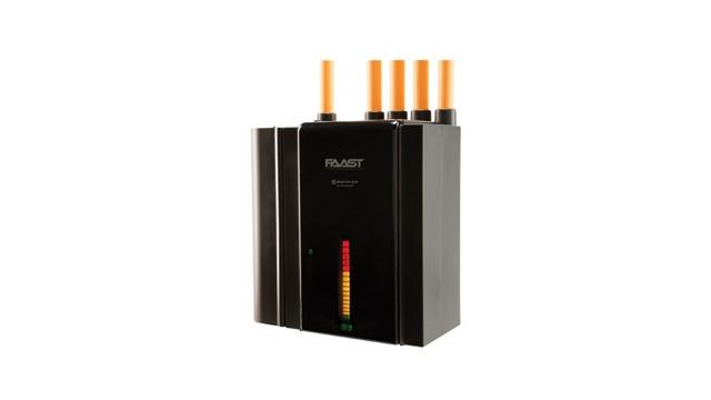 Gamewell-FCI's FAAST XT Aspirating Smoke Detector