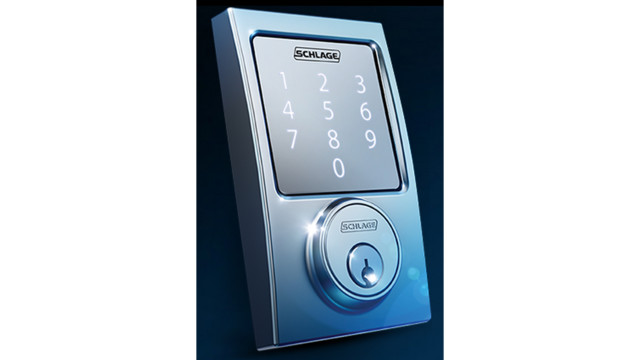 Schlage Sense Residential LockSystem
