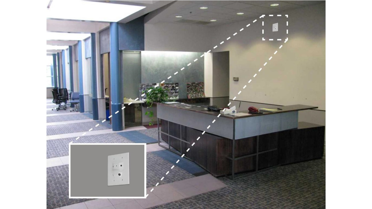 Guardian Indoor Gunshot Detection System