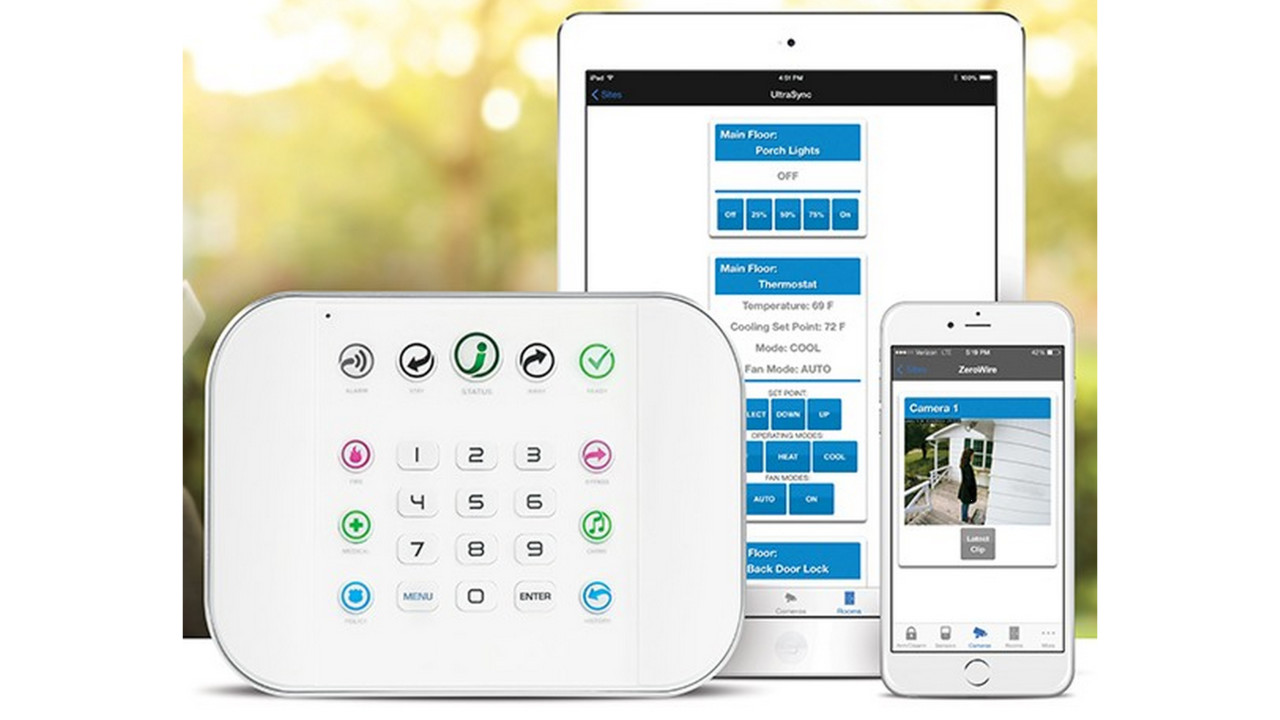 Interlogix Launches Zerowire Wireless Security System At