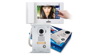 Aiphone JP Series Touchscreen Video Intercom