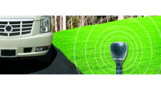 STI's Wireless Battery Driveway Monitor