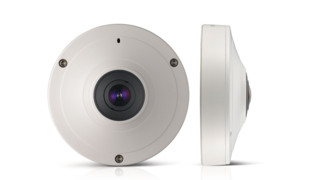 Samsung's SNF-8010 and SNF-8010VM Fisheye Cameras