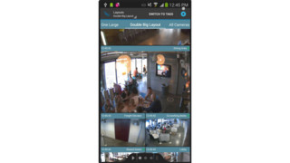 The Eagle Eye Viewer Mobile App
