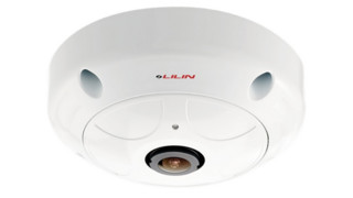 LILIN's FD-2452V-M12 5-megapixel Panoramic Dome IP camera