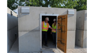 Joplin tornado spurs explosion of school safe room projects