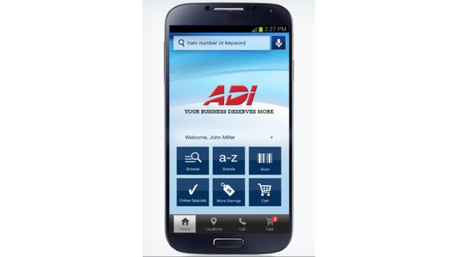 ADI Mobile App