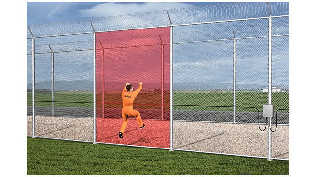 Southwest Microwave's INTREPID MicroNet II Fence Detection System