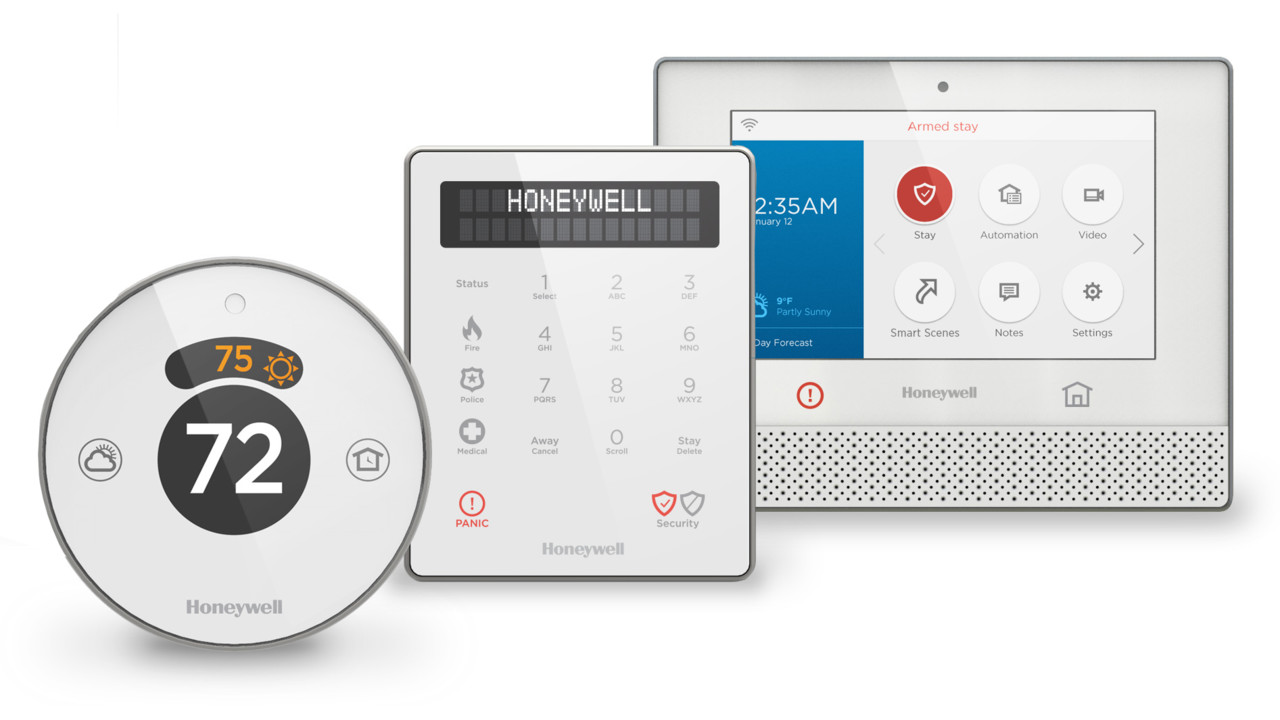 Lyric Smart Home System From Honeywell Securityinfowatch Com