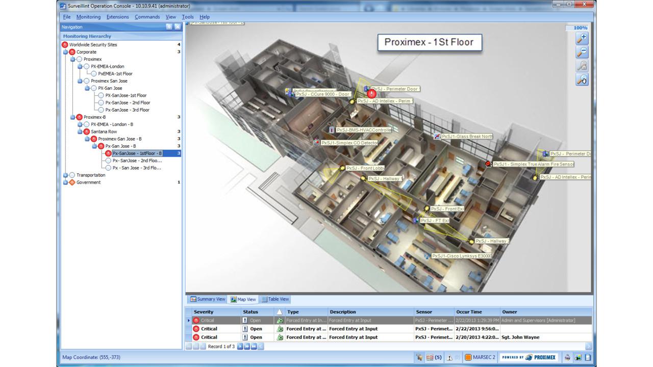 Proximexs surveillint essentials psim solution cheapraybanclubmaster Images