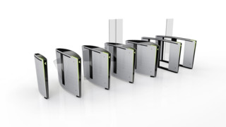 Boon Edam's Speedlane Lifeline Series Access Control Barriers