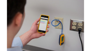 Fluke Networks' Link-Solutions Toolset for Network Connectivity Testing