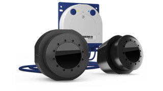 Mobotix thermal sensor modules for S15D cameras