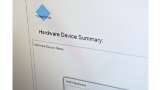 Device Pack 7.8 for the XProtect Milestone
