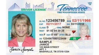 Tennessee mislabels 3,500 drivers' licenses 'Not for Federal ID'