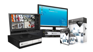 VideoEdge NVR with Victor VMS v4.6 from American Dynamics