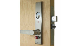 Securitech's Quick Intruder Deadbolt