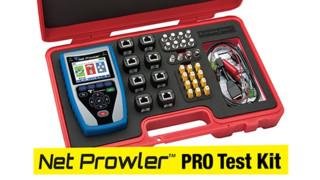 Net Prowler Pro Test Kit