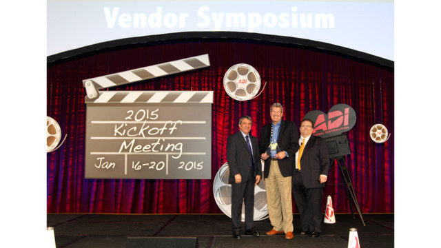 Hikvision USA Awarded Vendor of the Year by ADI