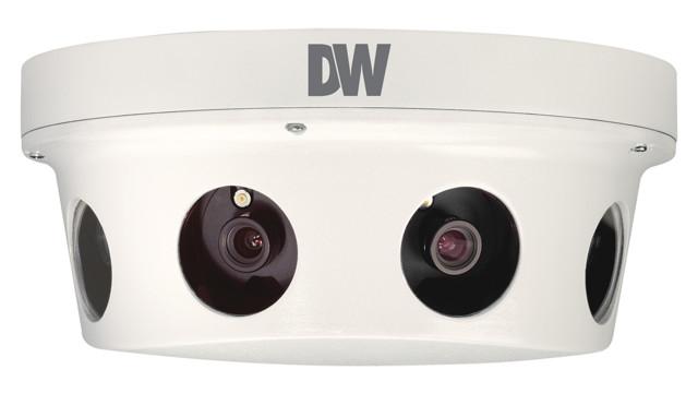 MEGApix PANO 8MP and 48MP Caas Camera from Digital Watchdog